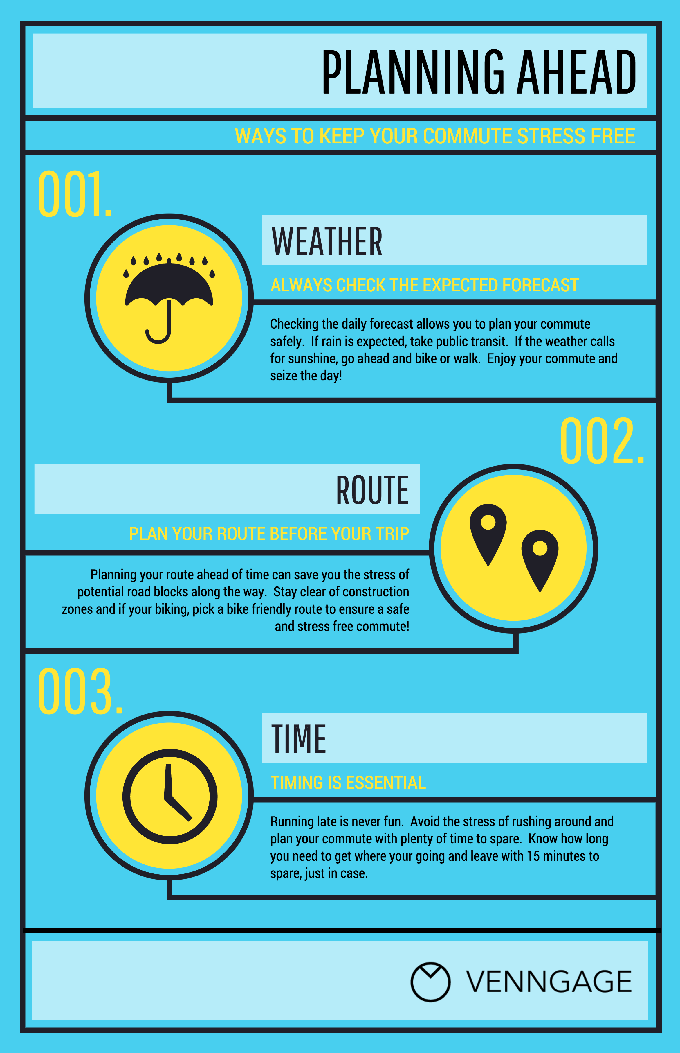 Infographics template for word