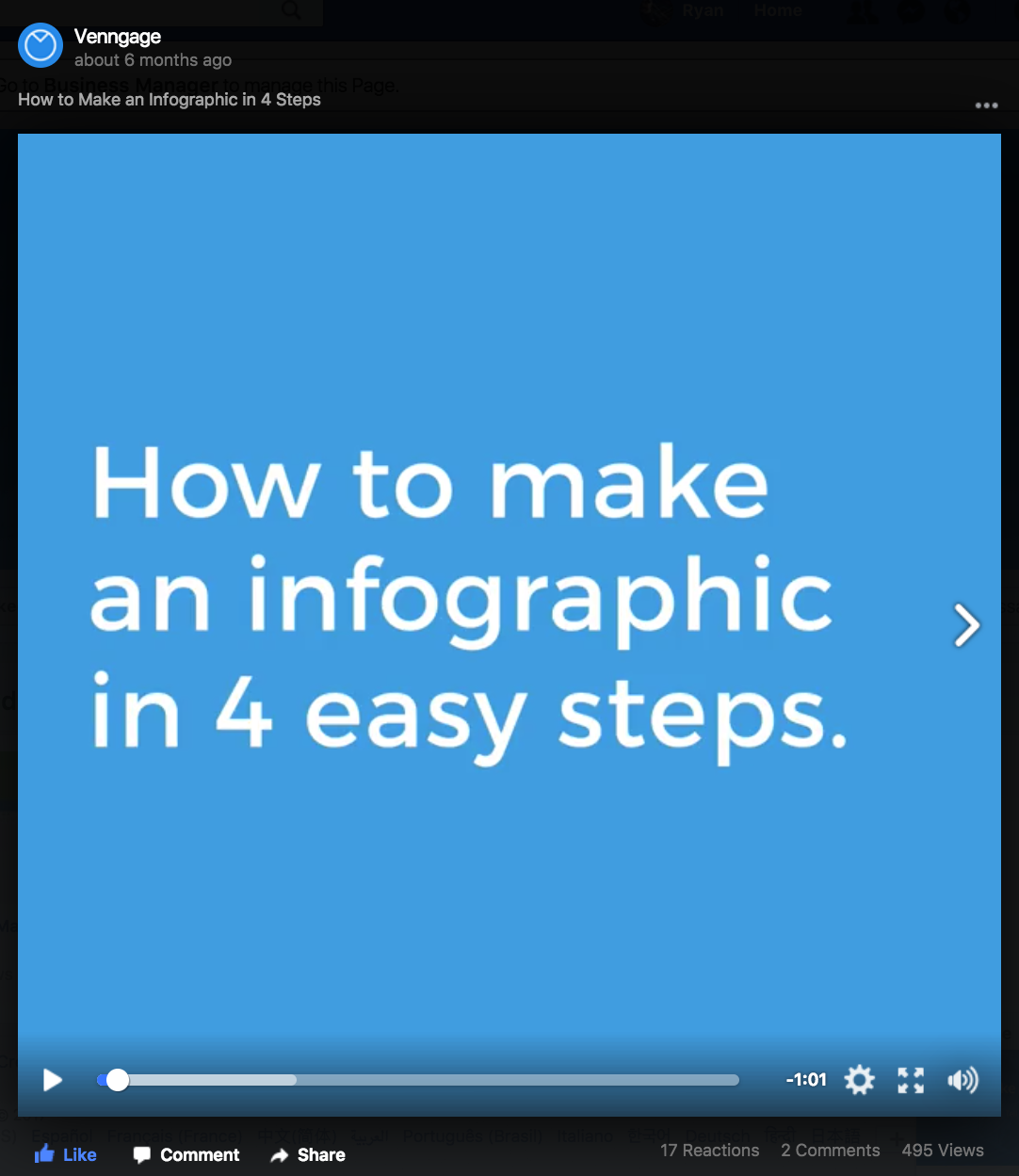 How to Make an Infographic in 5 Steps  Venngage