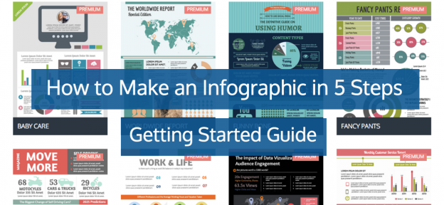 How to make an infographic in 5 steps