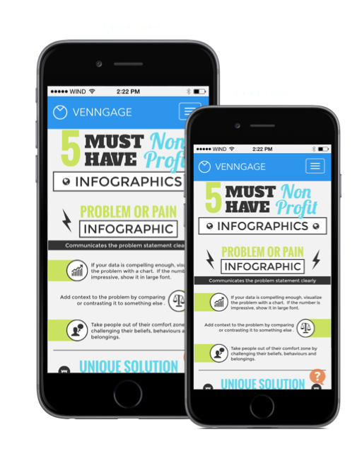 Mobile Responsive Infographic