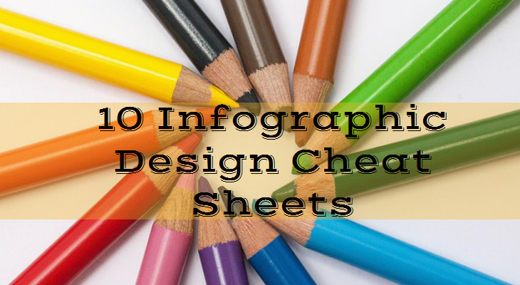 infographic design cheat sheet