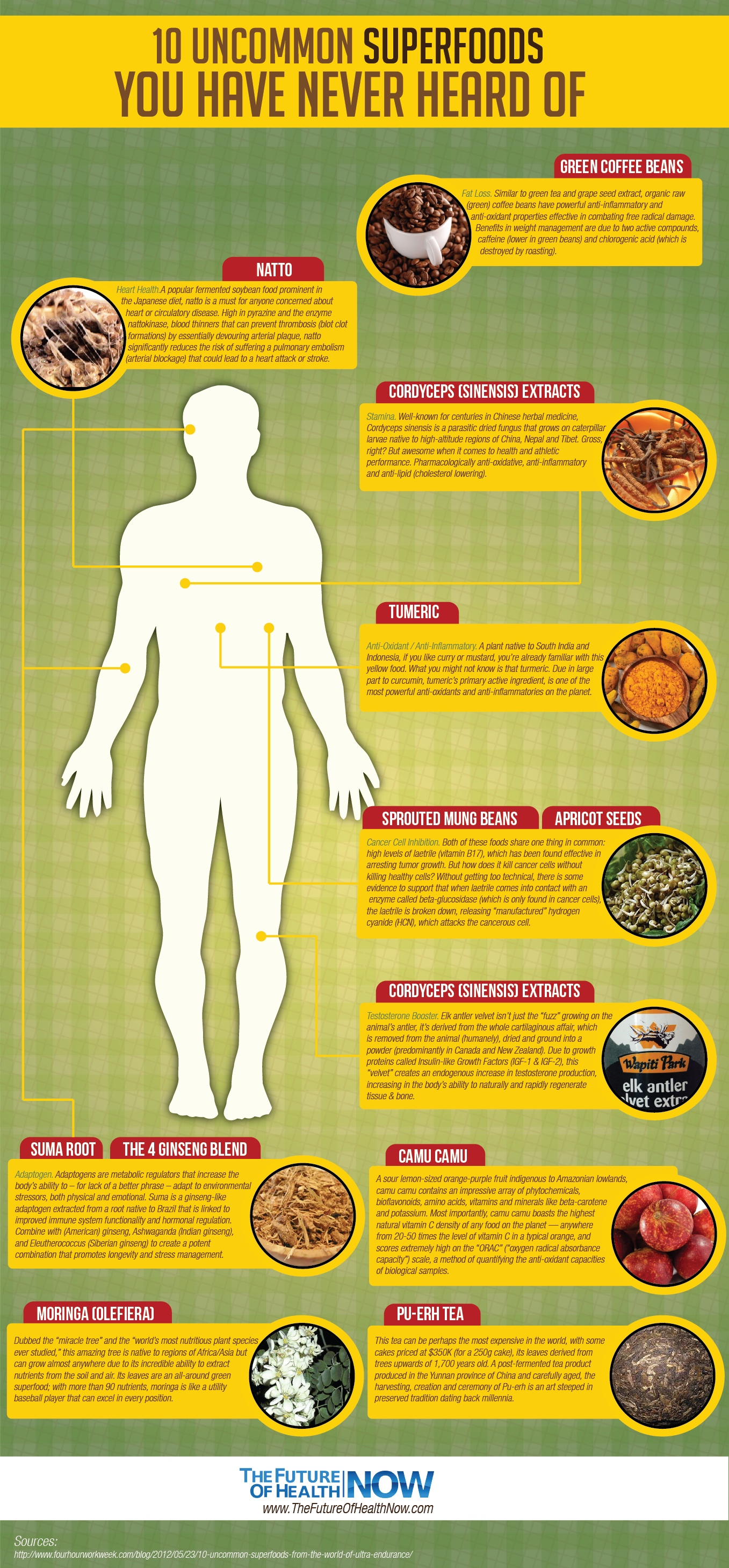 Superfoods-Infographic