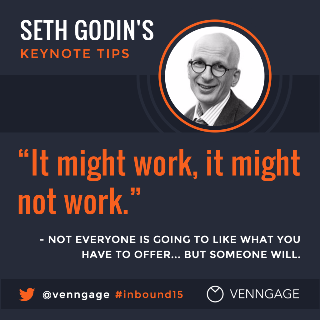 create infographic template seth godin