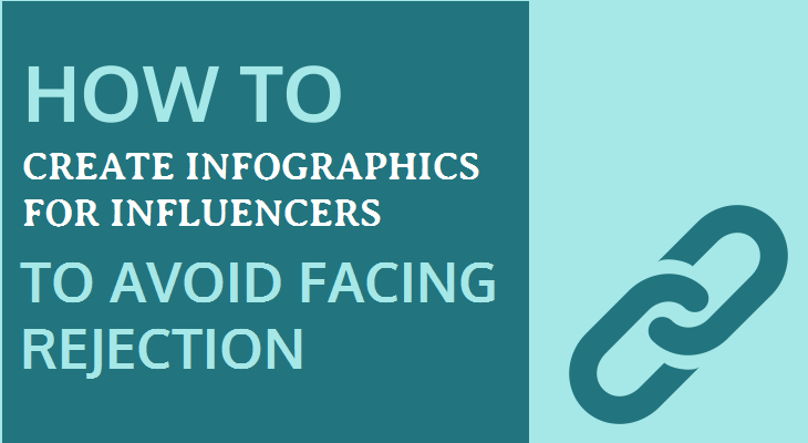 Create infographics for influencers