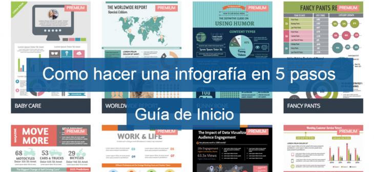 Como hacer infografías