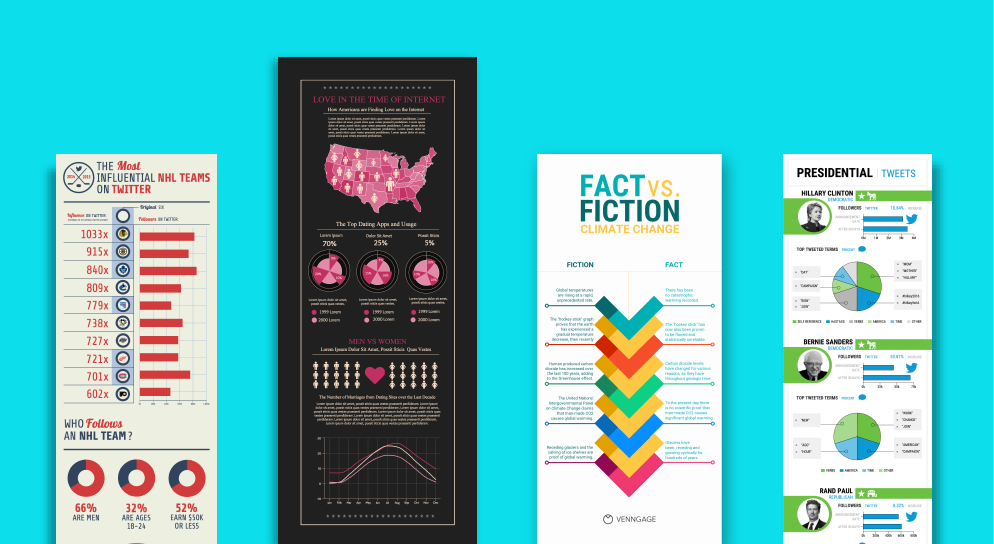 How To Make An Infographic From Your Data In 4 Steps - Venngage