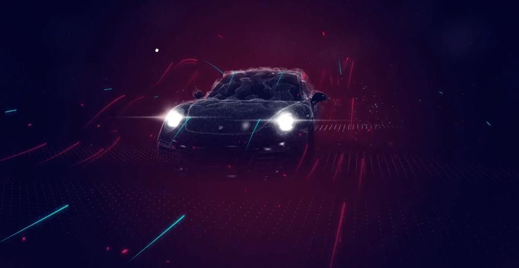 Porsche Blackbox
