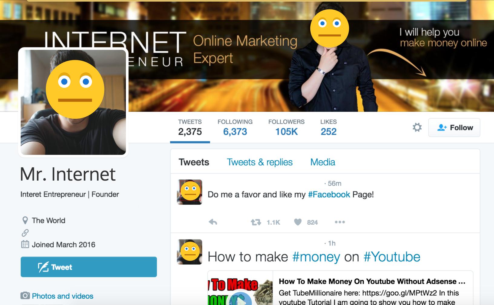 Mr Internet