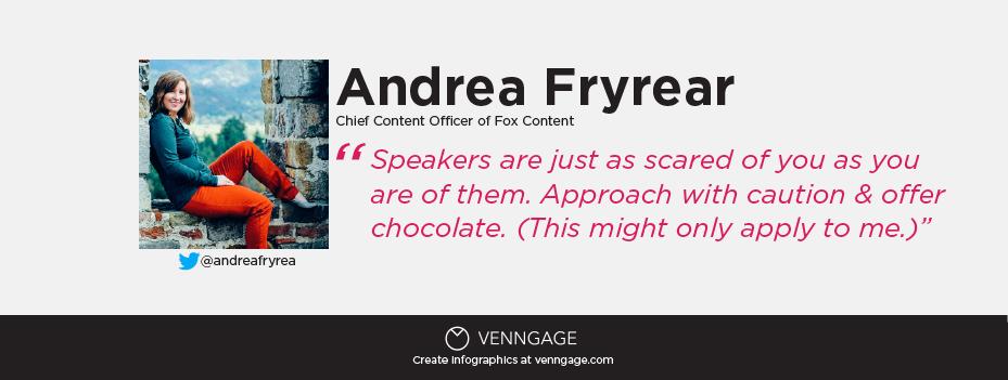 Andrea Fryrear