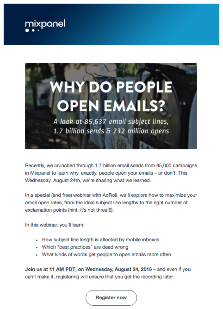 5 Tips to Create an Engaging Email Marketing Campaign