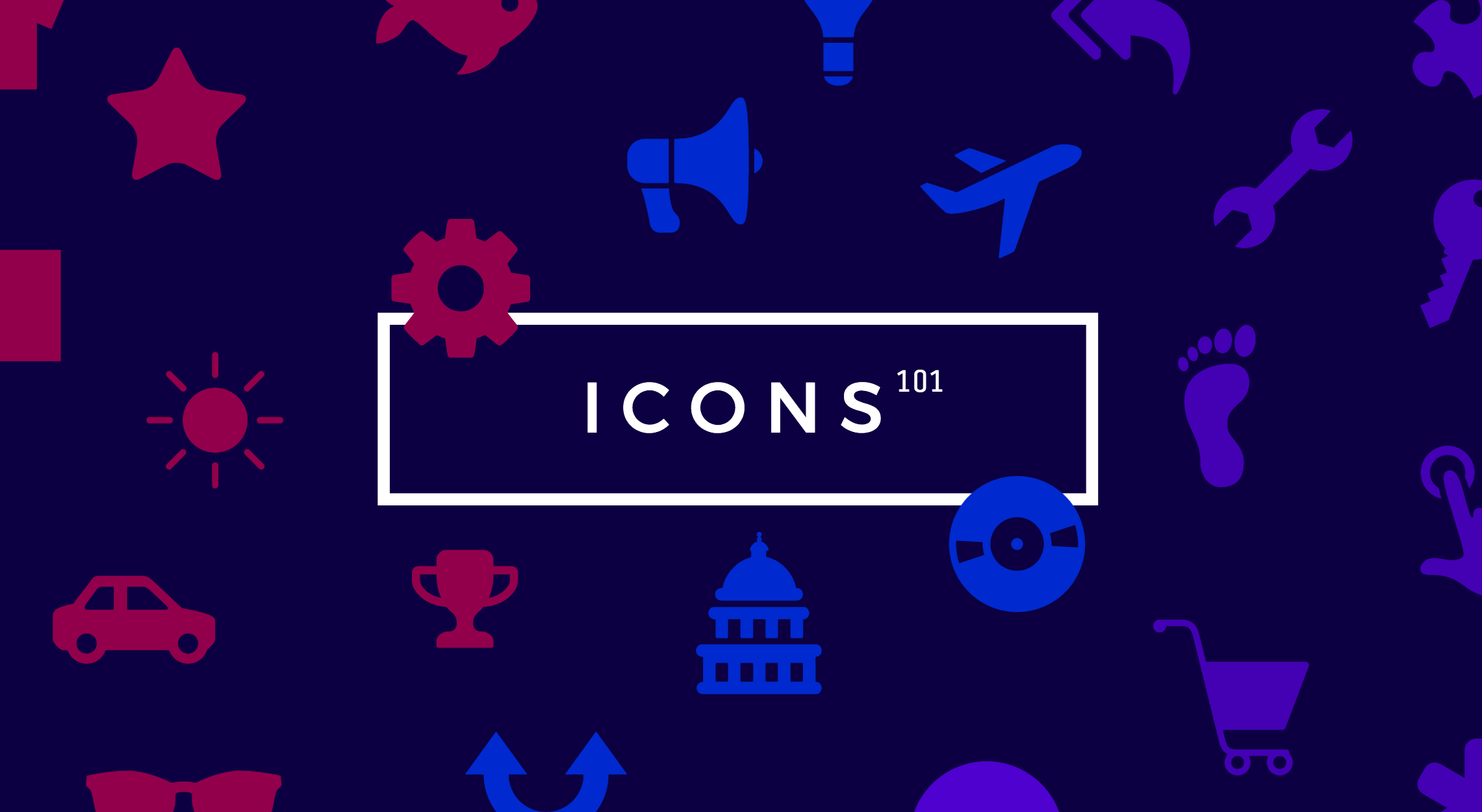 infographic icons