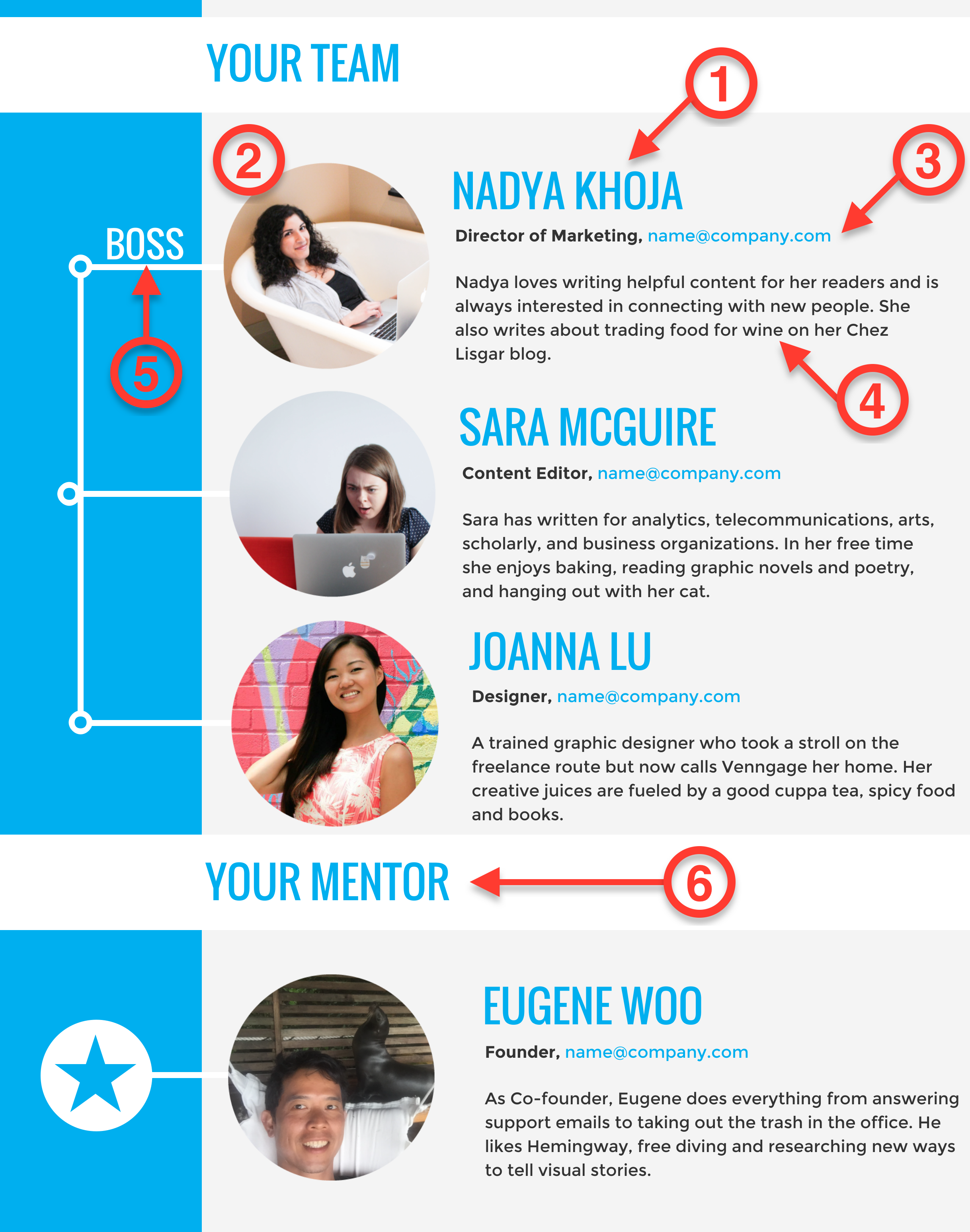How To Create A Fact Sheet For New Hires  Examples Infographic