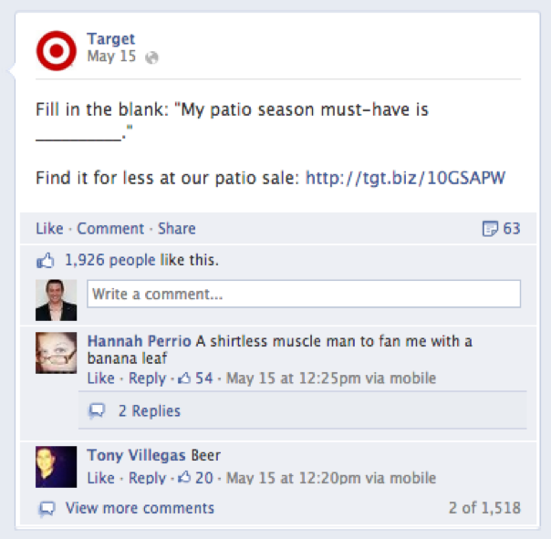 Infographics: Target