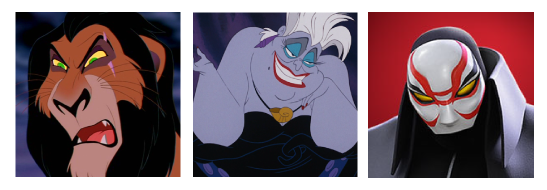 What Disney Villains Can Tell Us About Color Psychology Infographic