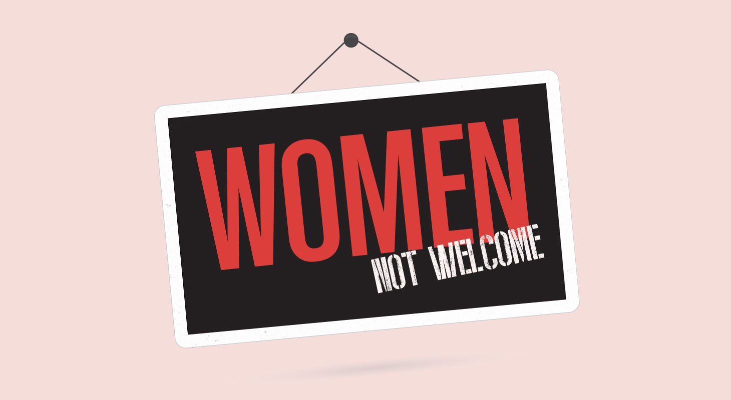womennotwelcome