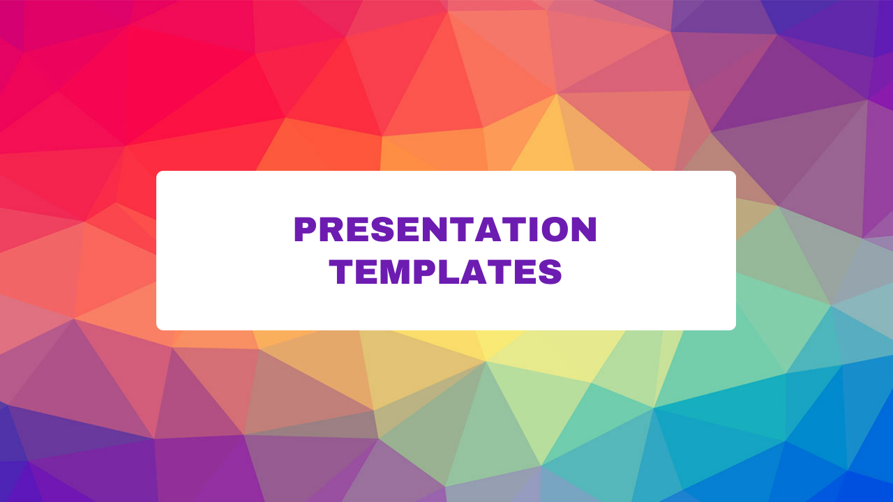 7 presentation templates better than an average powerpoint