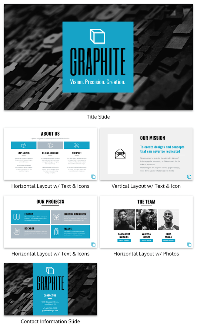 Presentation Ideas Templates18