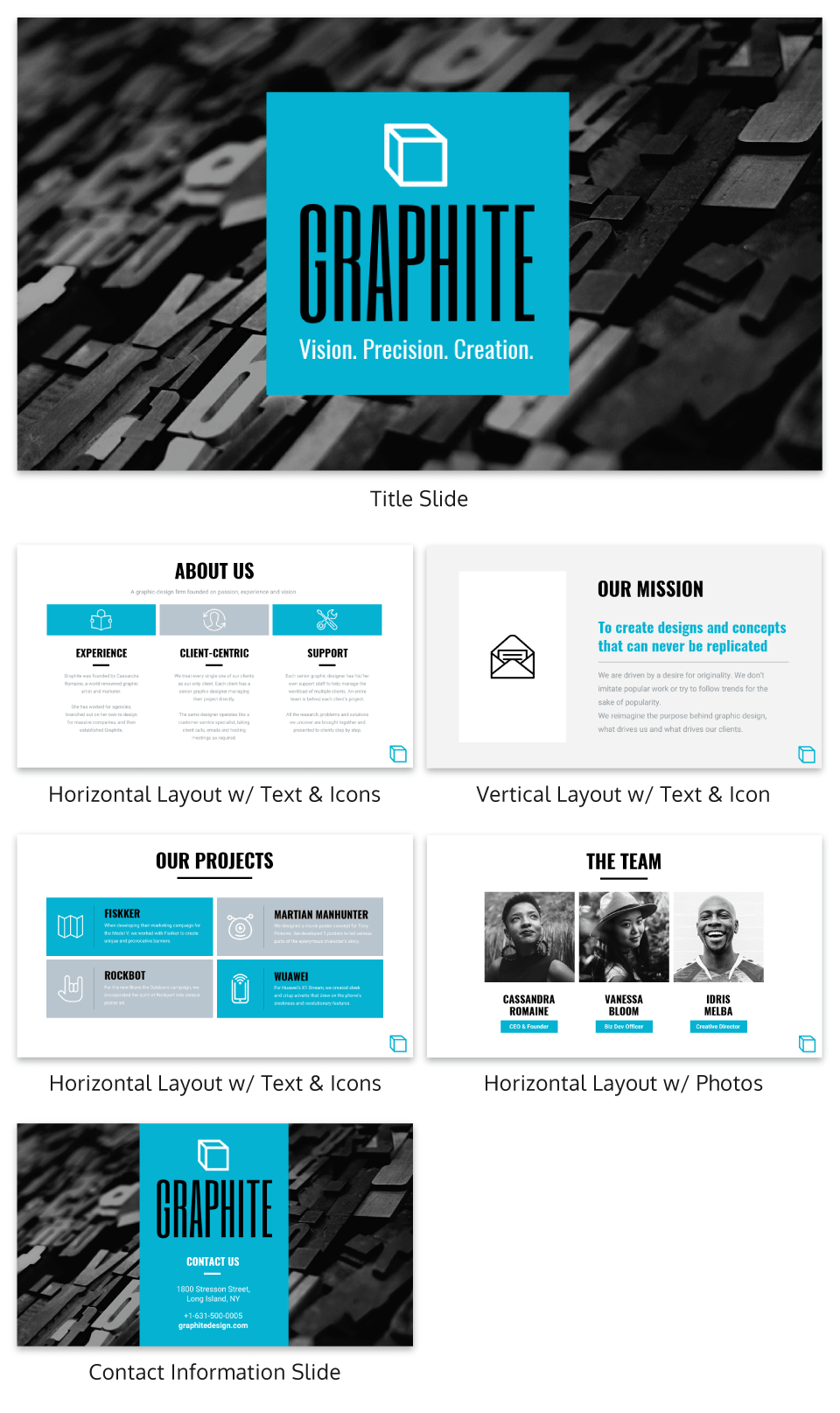 20 presentation templates and design best practices to keep your
