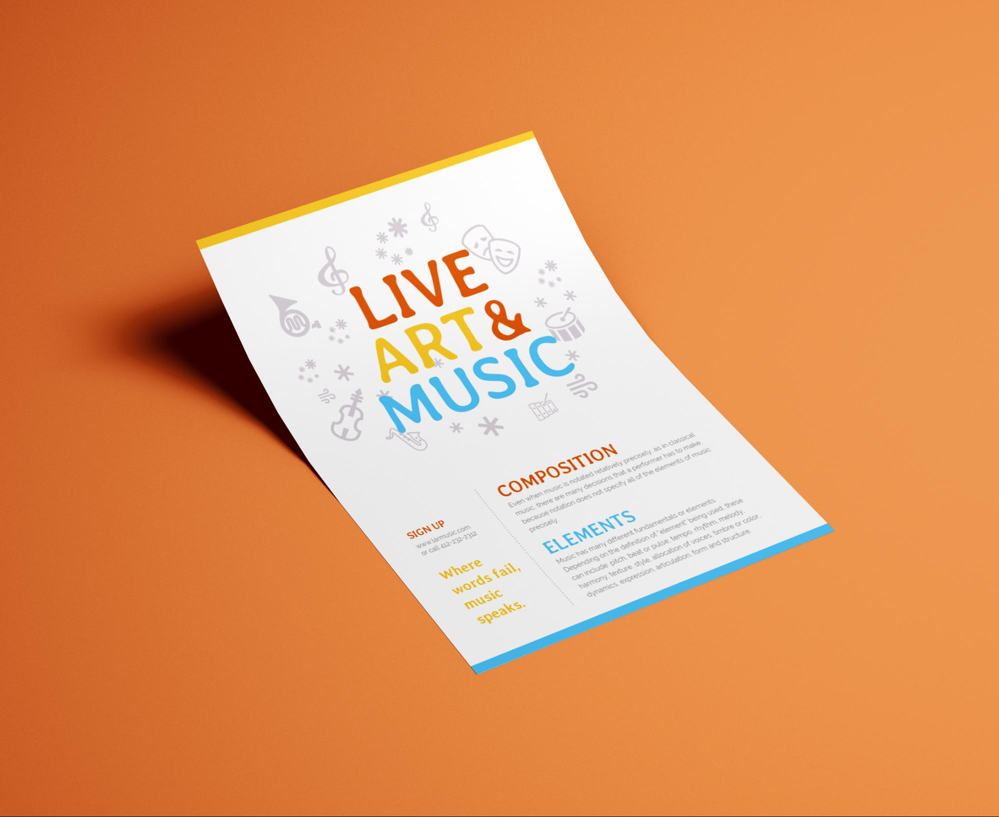 Event Poster Templates 27