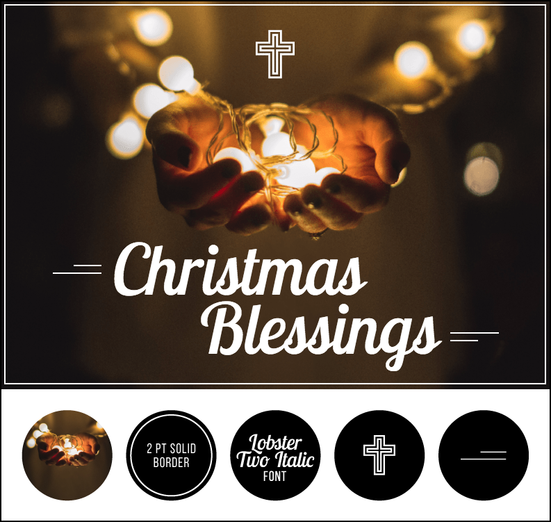 100+ Free Christmas Card Design Tips, Fonts & Templates