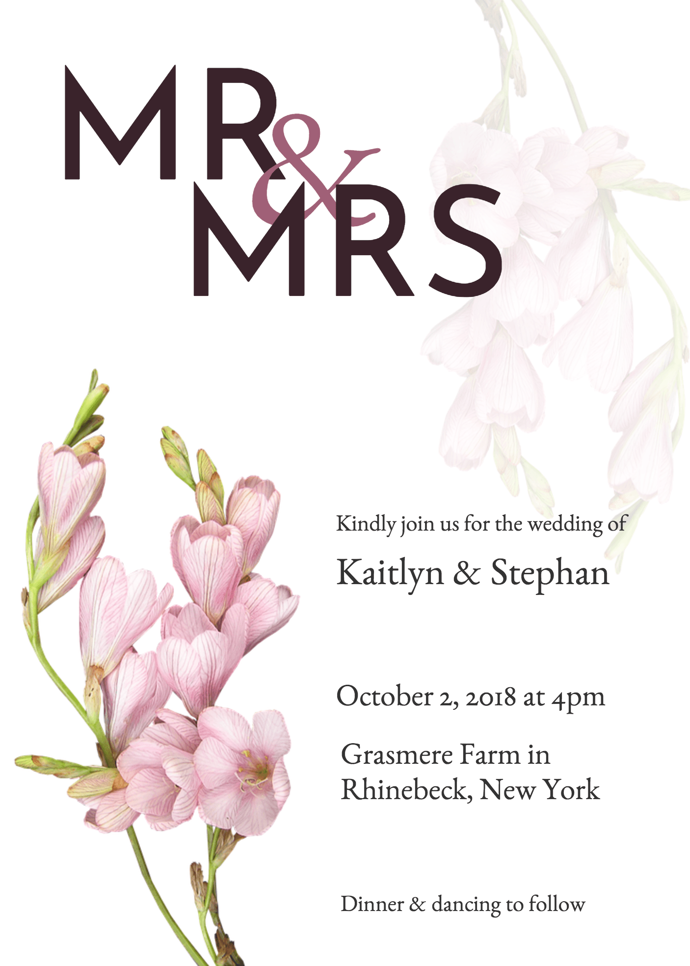 Wedding Invitation Templates  Invitations Templates