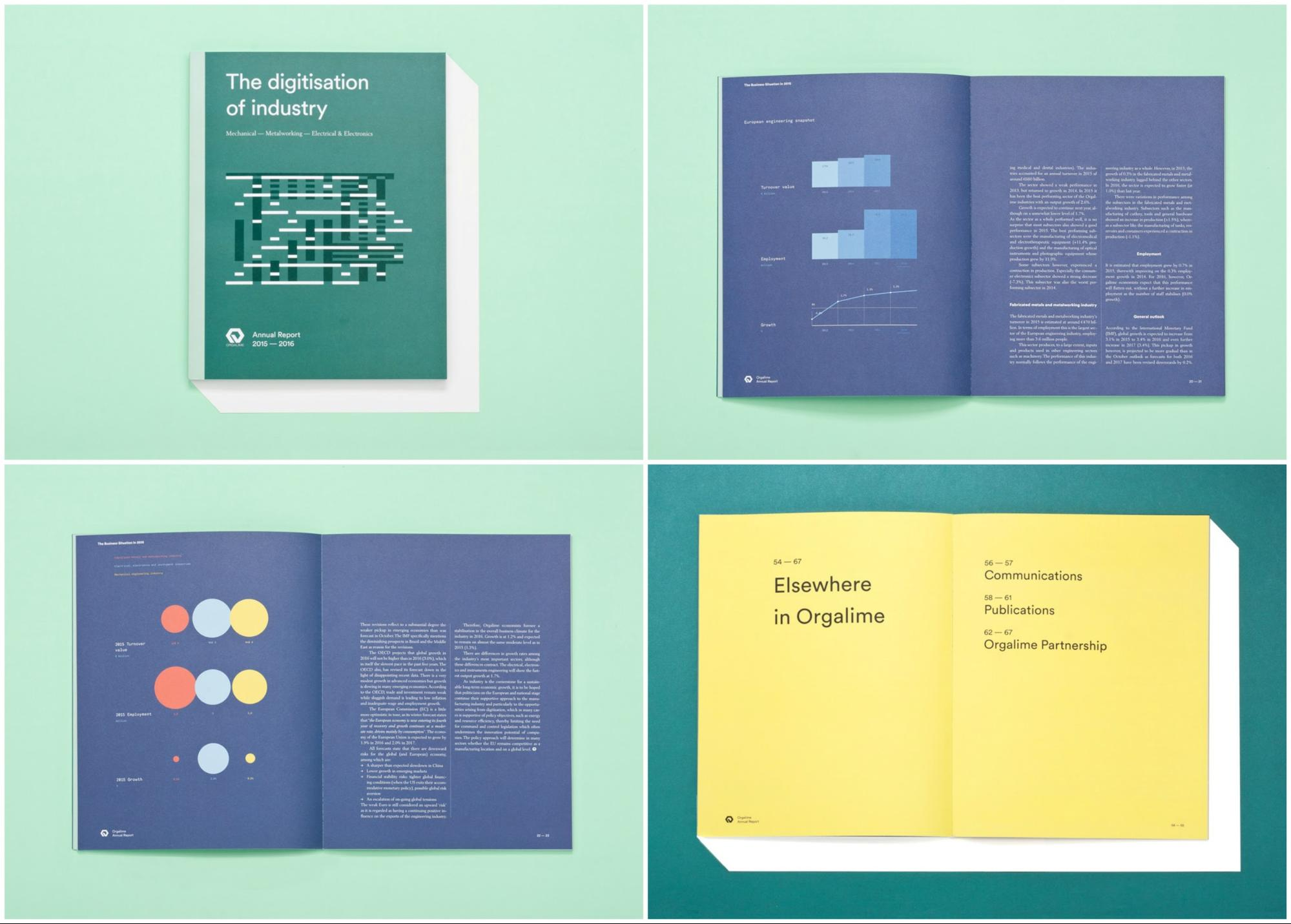 55+ Customizable Annual Report Templates, Examples & Tips - Venngage