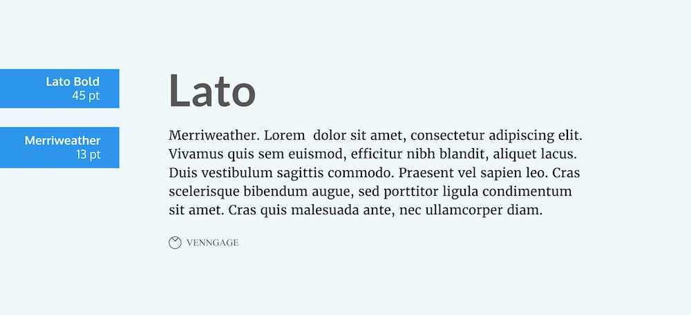 Lato Font Example - How To Pick Fonts