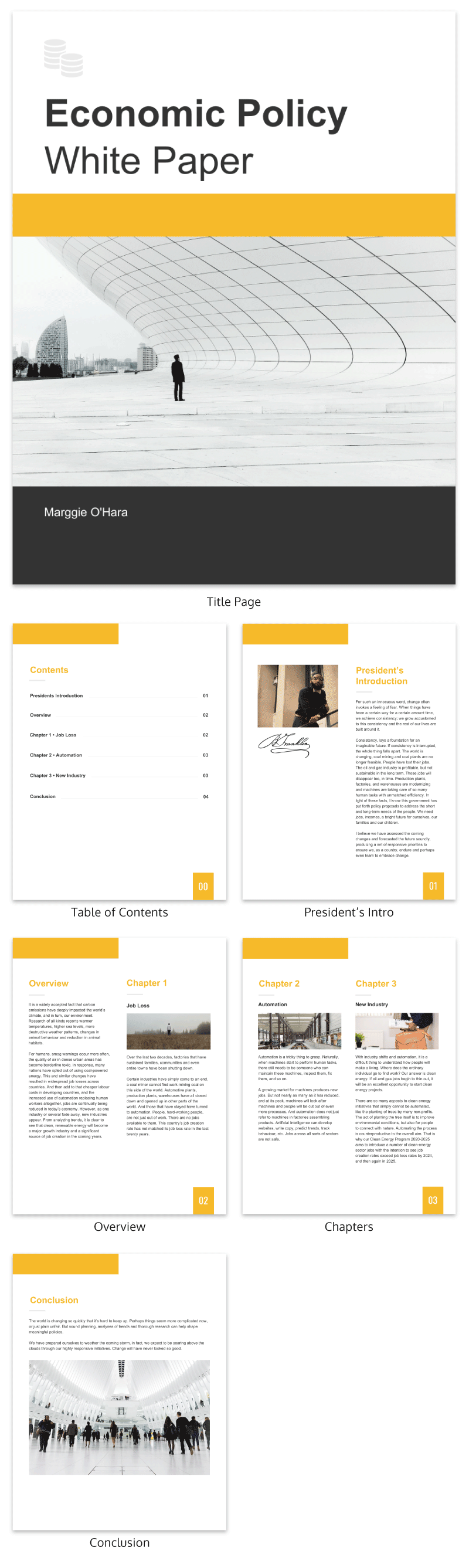 product white paper template
