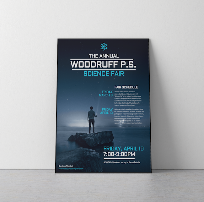 Event Flyer Examples