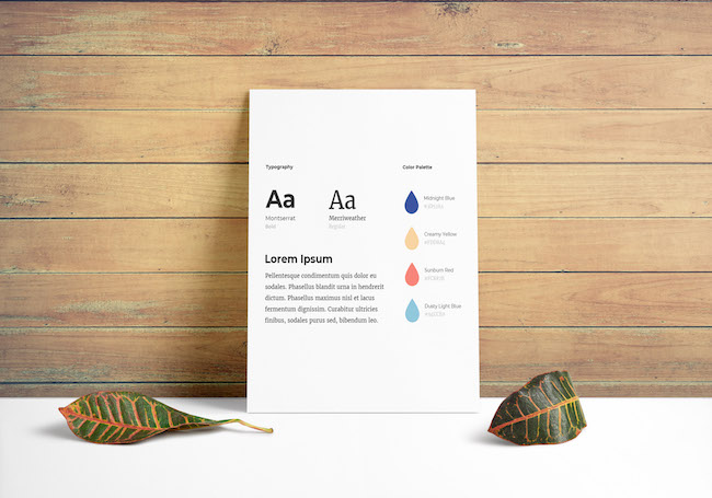 Brand Guidelines Templates21