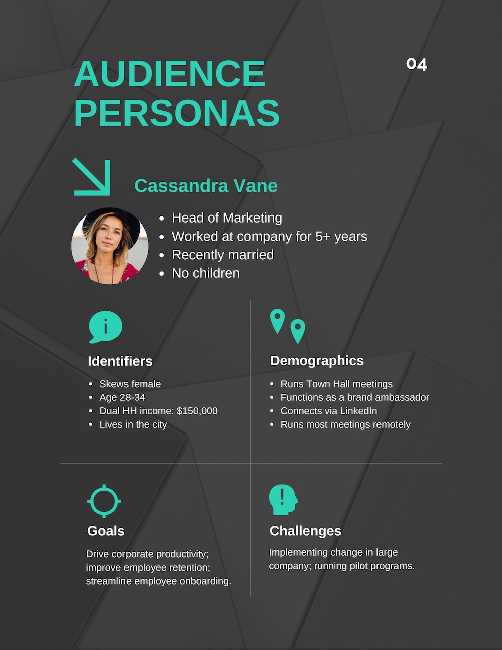 plano de marketing pronto persona