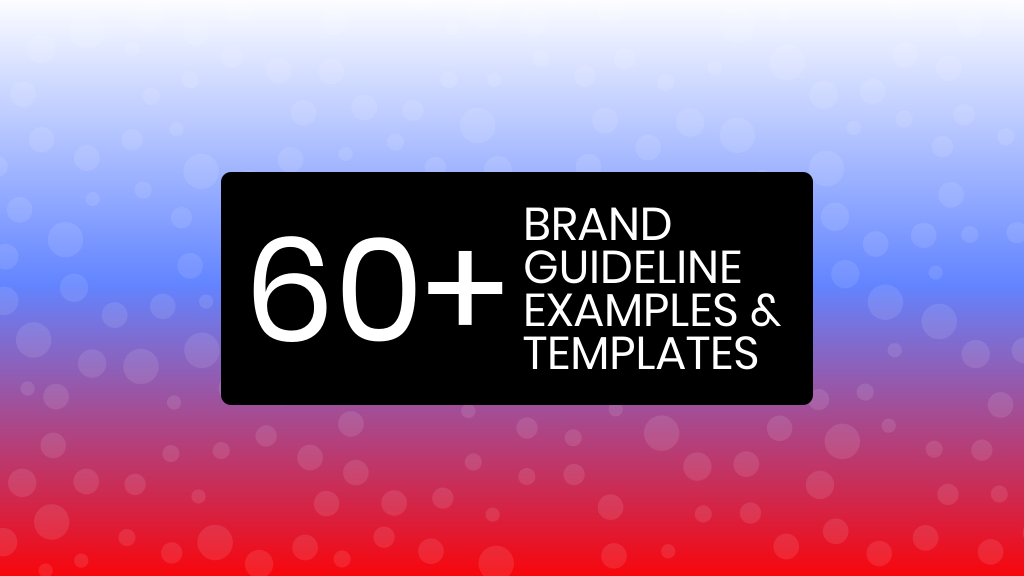 65+ Brand Guidelines Templates, Examples & Tips For Consistent ...