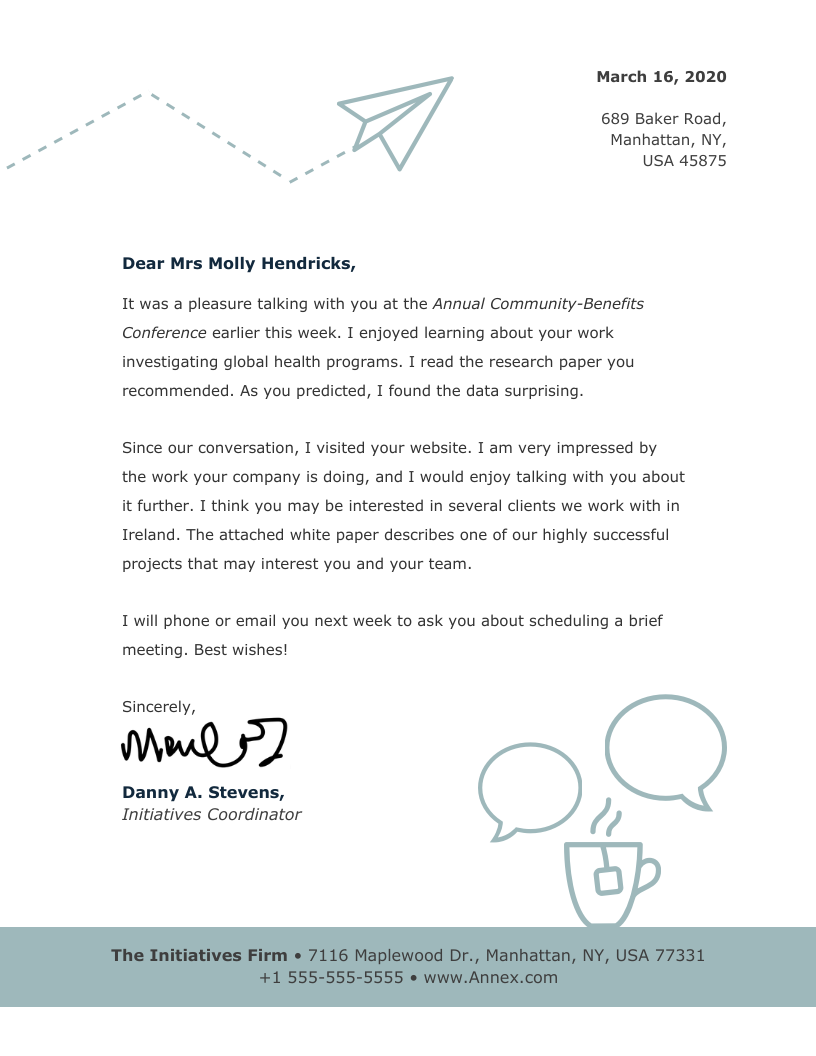 Professional Business Letterhead Templates And Design Ideas