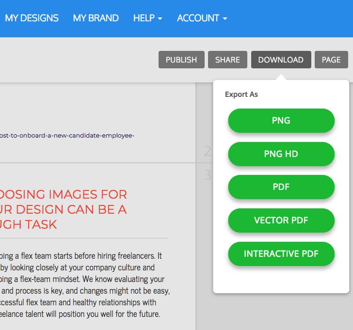 White Paper Pdf | Design Your Own White Paper Venngage