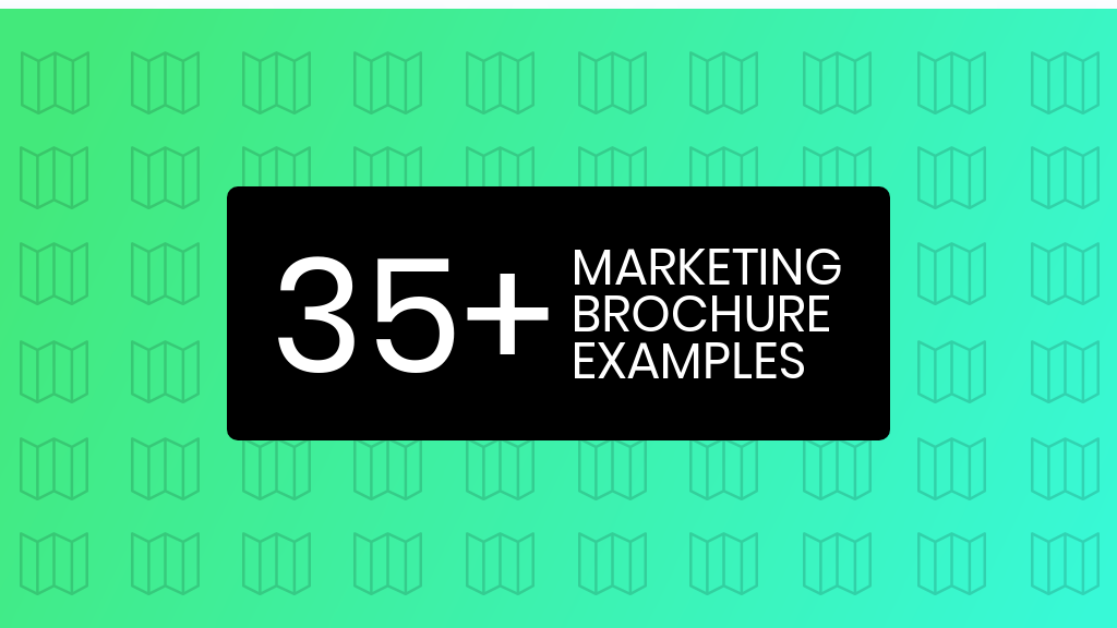 Marketing Brochure Examples Tips Templates7