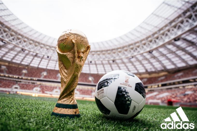 world cup branding