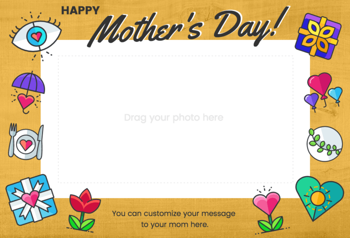 10 creative mothers day card templates and design tips venngage mothers day card templates maxwellsz