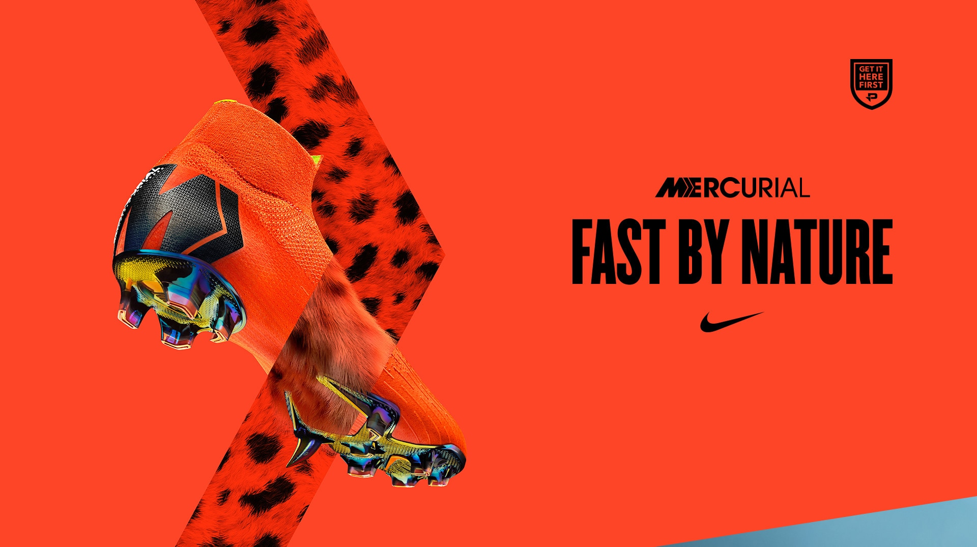nike born mercurial