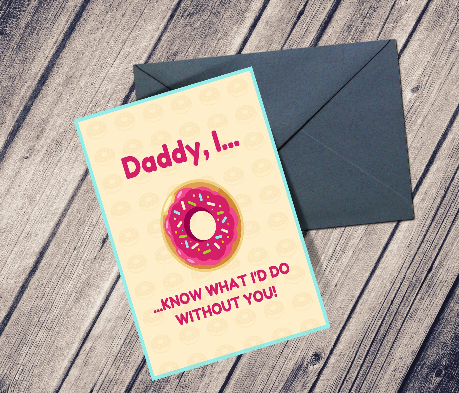 father's day card template