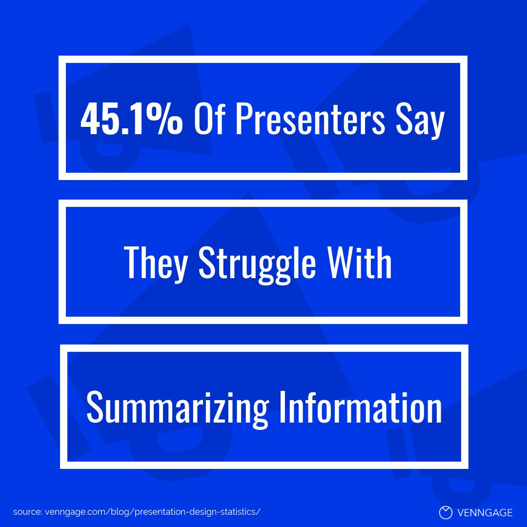 Presentation Design Statistics 19