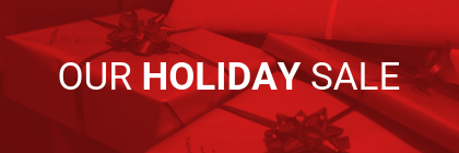 holiday sale email header template