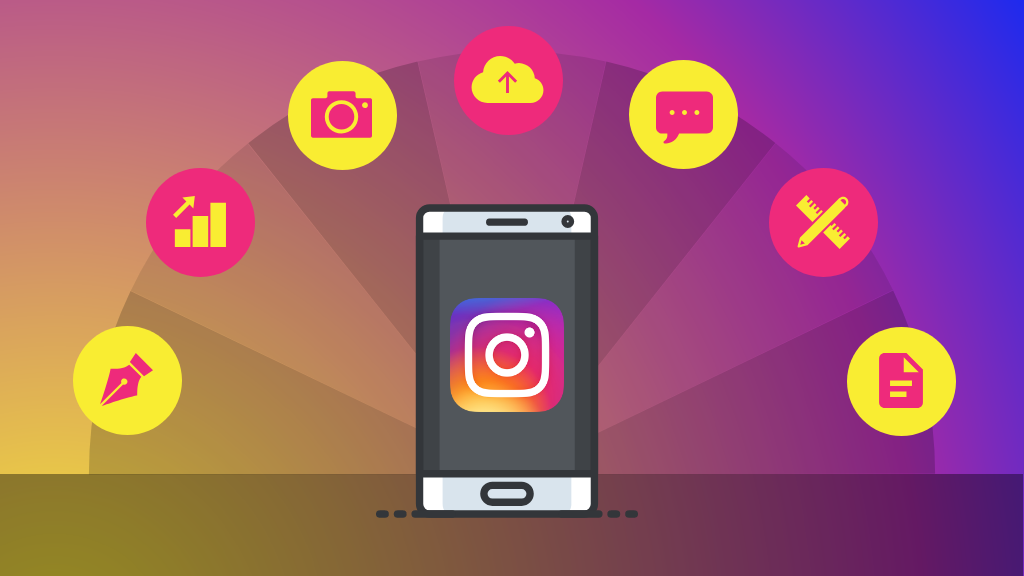 5 Ways To Source And Create Quality Instagram Content Venngage