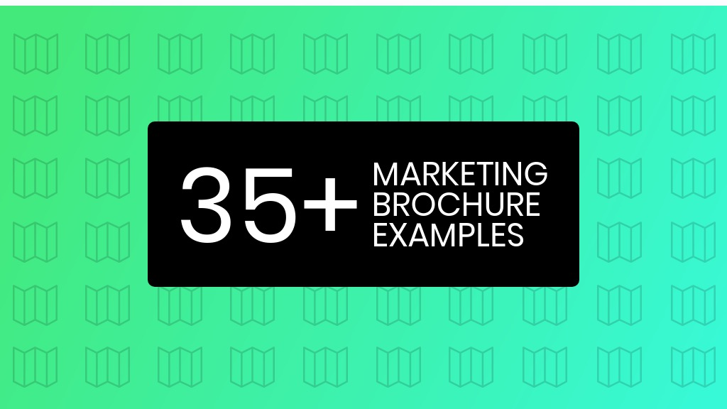 35  marketing brochure examples  tips and templates