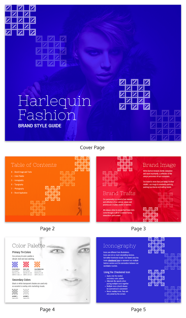 Brand Guidelines Templates 18