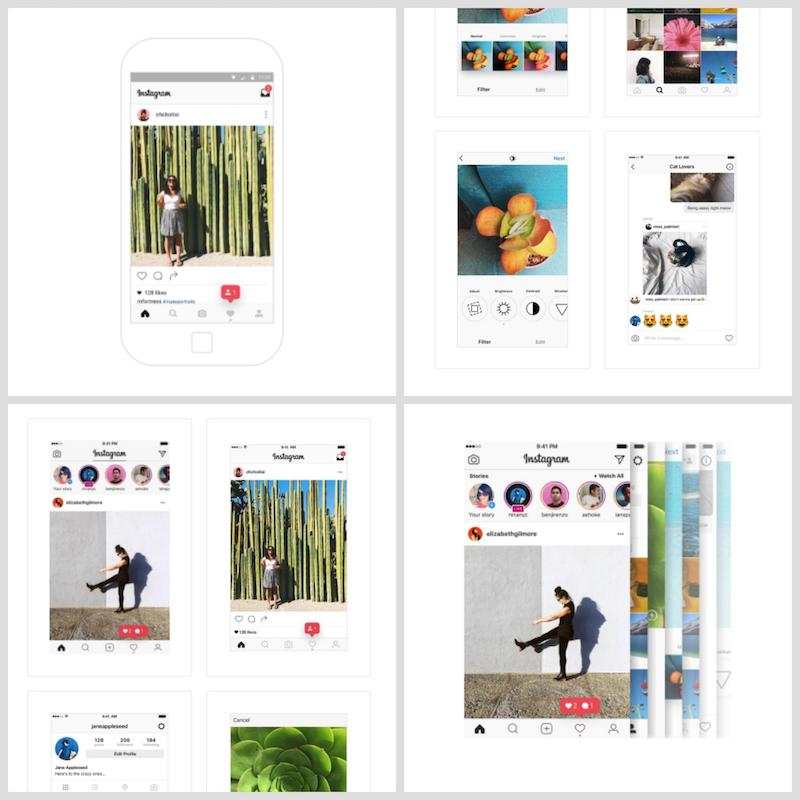 Instagram Brand Guidelines Templates