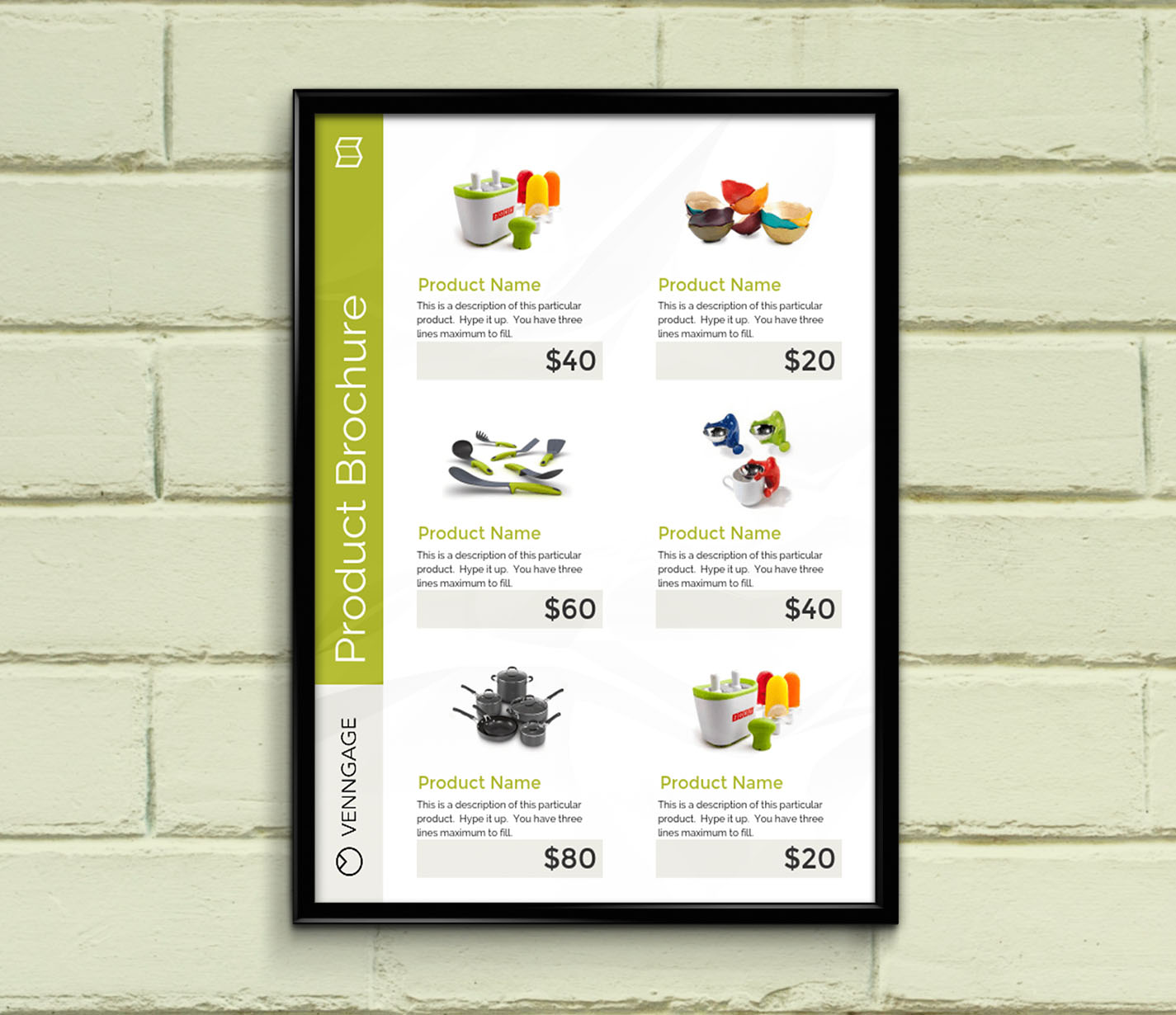 Product Flyer Template | 35 Highly Shareable Product Flyer Templates Tips Venngage