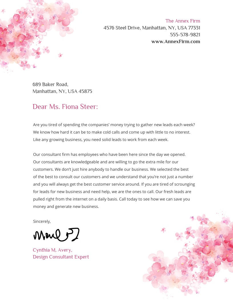 Business Letter Format With Letterhead from venngage-wordpress.s3.amazonaws.com