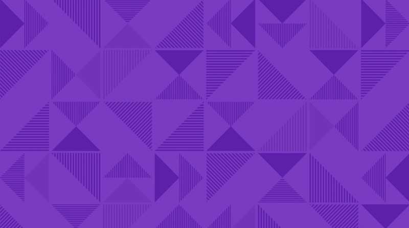 Purple Modern Pattern Simple Background Image