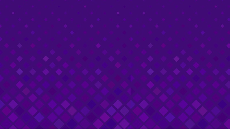 Simple Purple Checked Background Image