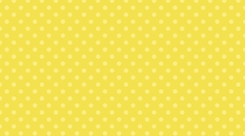 Yellow Spotted Simple Background Image